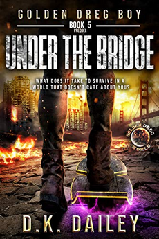Under The Bridge audio book